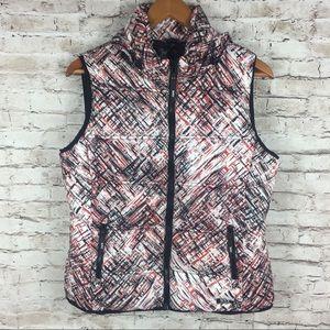Andrew Marc New York Puffer Packable Zip Vest